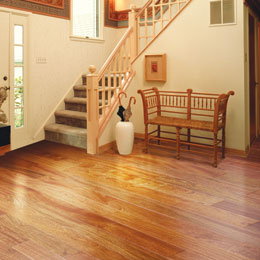 South American Exotic wood floors
