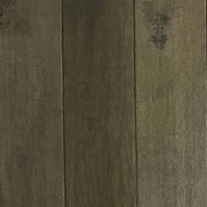 Hickory Engineered Handscraped Wood Floors