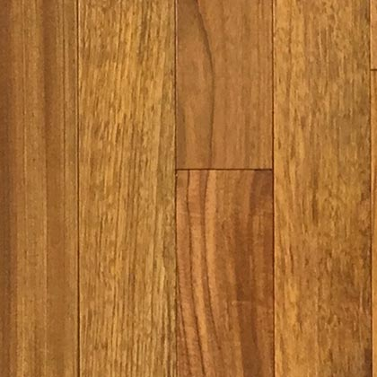 Exotic Brazilian Cherry Hardwood Flooring