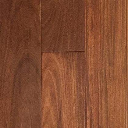 Exotic Santos Mahogany Hardwood Flooring