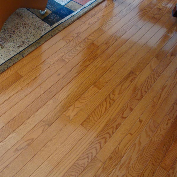 Traditional American Hardwood Floors